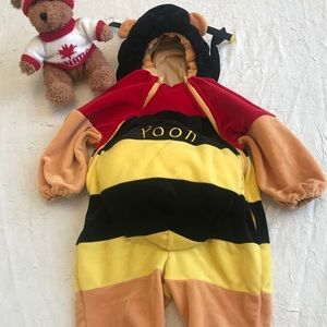 Other - Winnie the Pooh baby costume